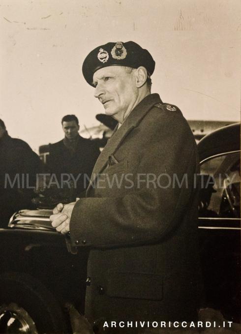 Bernard Law Montgomery, 1° visconte Montgomery di Alamein