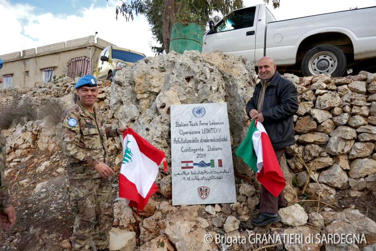 Militarynewsfromitaly caschi blu italiani e rotary club for Piani di vita del sud