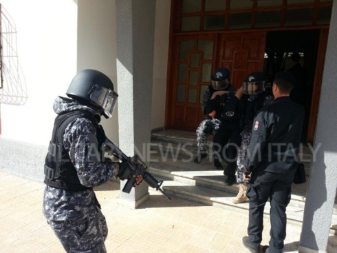 corso polizia nazionale APERTURA