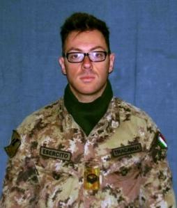 Caporal maggiore Williams Tracanna