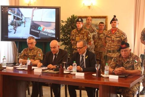 Francesco antonio musolino military news from italy for Commissione difesa camera