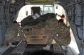 CH-47 rifornisce base operativa avanzata