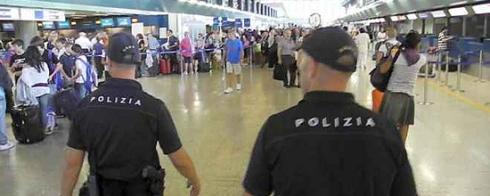 polizia fiumicino