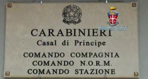carabinieri casal di principe
