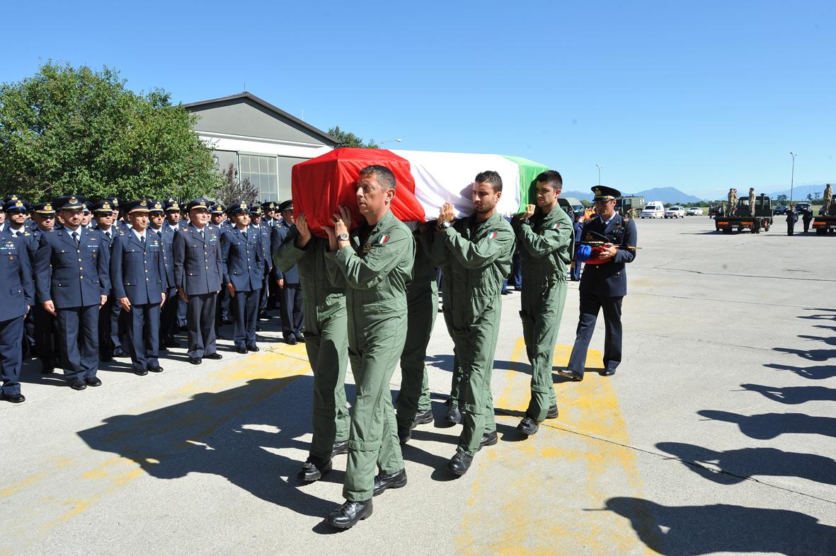 Ufficio Generale Per La Comunicazione Aeronautica Militare : Seminario sicurezza volo presso il ° stormo di galatina le