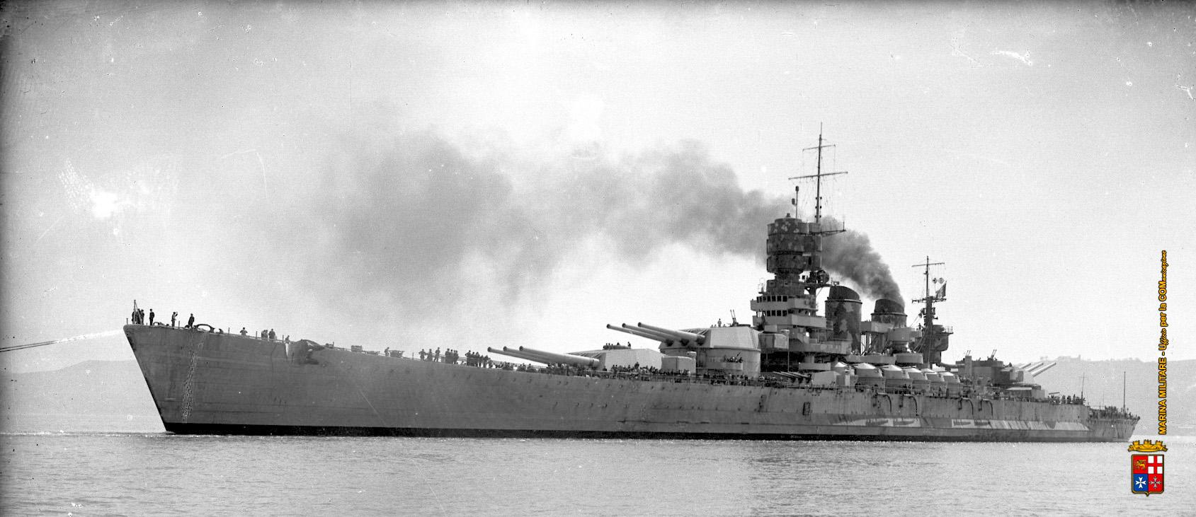 Nave carlo margottini military news from italy for Andrea doria nave da guerra