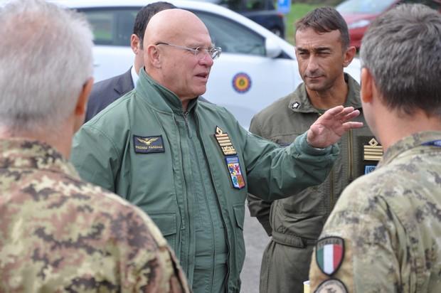 Ufficio Generale Per La Comunicazione Aeronautica Militare : L aeronautica militare all esercitazione interforze nato tj