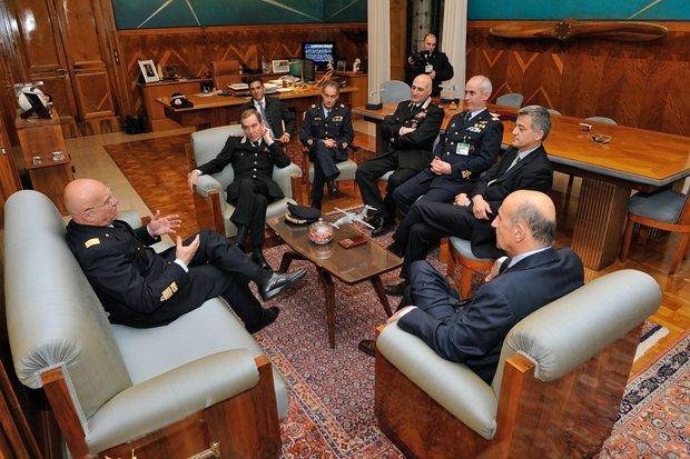 Ufficio Generale Per La Comunicazione Aeronautica Militare : Aeronautica il generale magnani nuovo ispettore sicurezza volo
