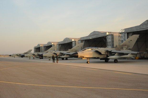 Aeroporto Ghedi : Tornado military news from italy