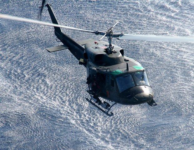 Elicottero Militare : Infartuato su costa diadema al largo della sardegna