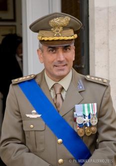 Colonnello Francesco Geraci