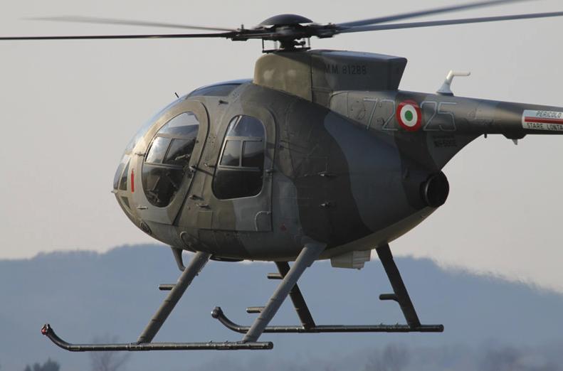 Carburante Elicottero : Incidente elicottero del ° stormo di frosinone