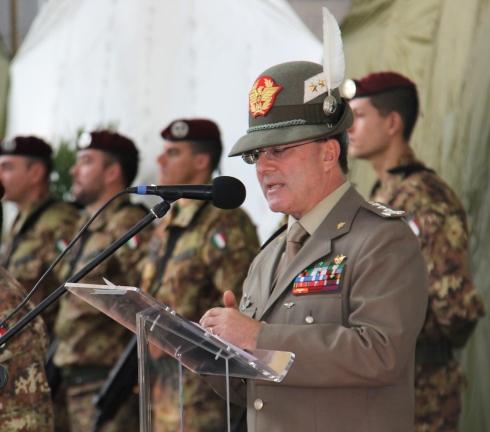 Generale di corpo d'armata Primicerj