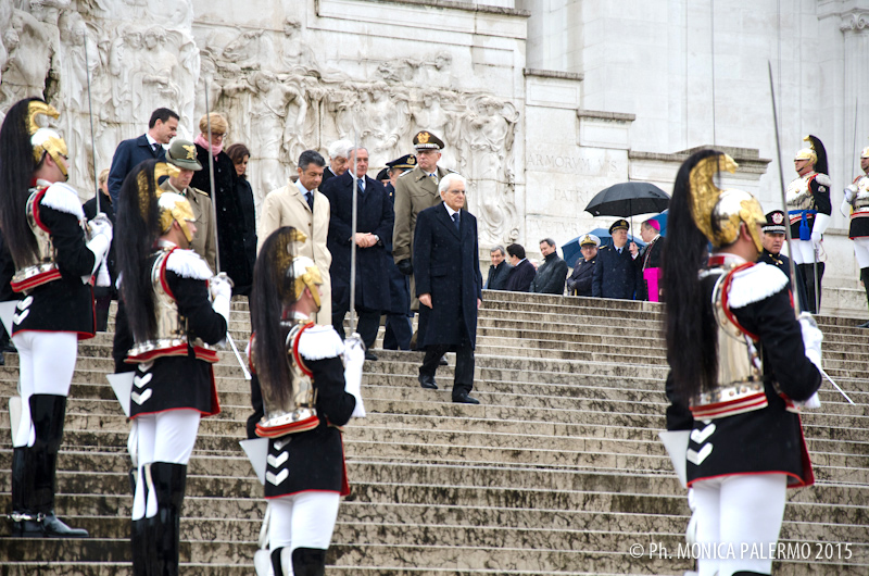 Altare Della Patria Military News From Italy