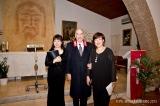 Il soprano Naoko Togawa, il generale Mario Buscemi, la pianista M° Hiroko Sato