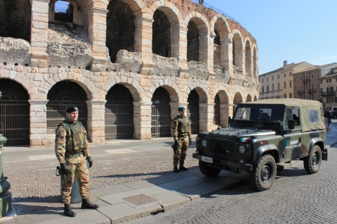 Strade Sicure a Verona