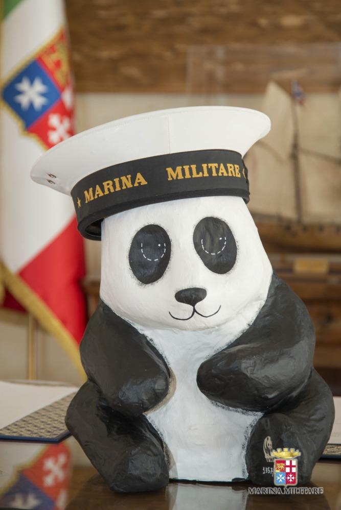 Marina militare: firmato l'accordo con il WWF (2/3)