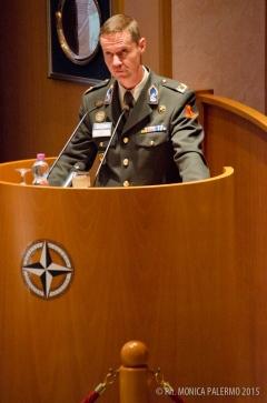 Brig. General Niko Tak