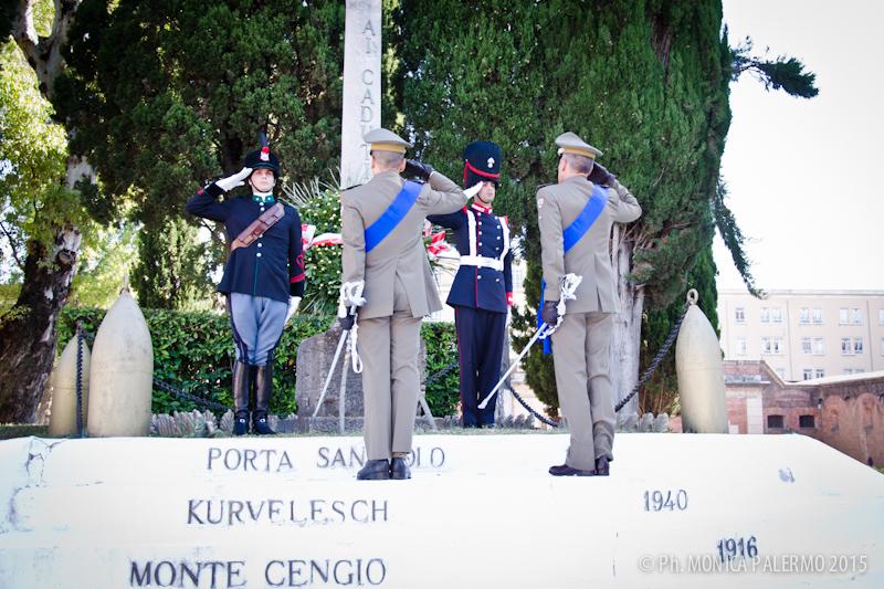 Nuovo comandante per la brigata Granatieri di Sardegna. Il colonnello Lunardo subentra al generale Riccò (2/6)