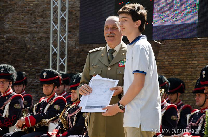 Esercito marciava: passaggio di testimone a Roma alla presenza del capo di SME (5/6)