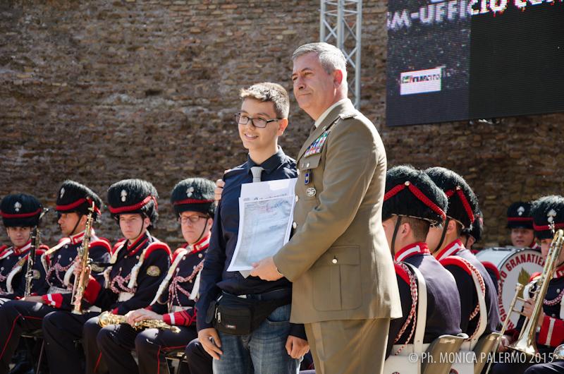 Esercito marciava: passaggio di testimone a Roma alla presenza del capo di SME (6/6)