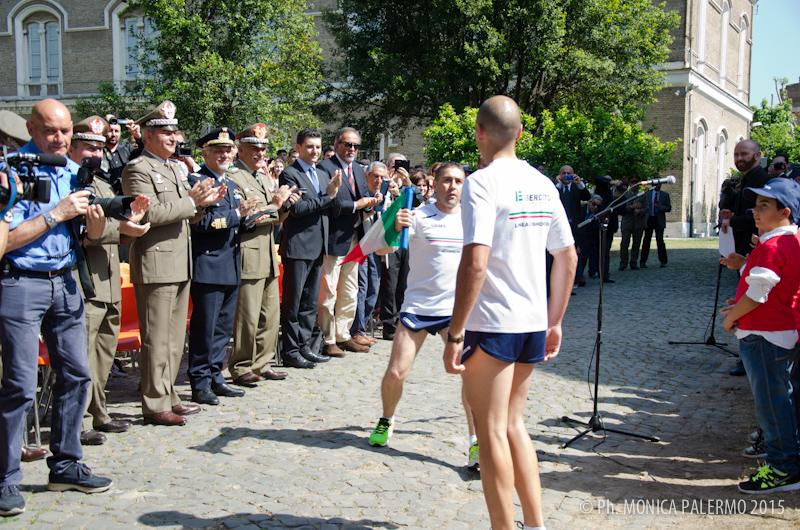 Esercito marciava: passaggio di testimone a Roma alla presenza del capo di SME (1/6)