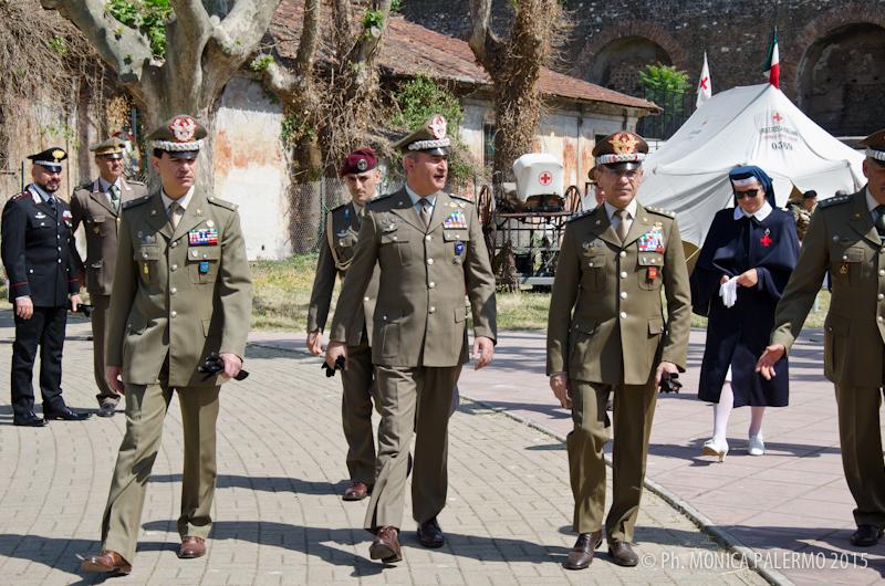Esercito marciava: passaggio di testimone a Roma alla presenza del capo di SME (2/6)
