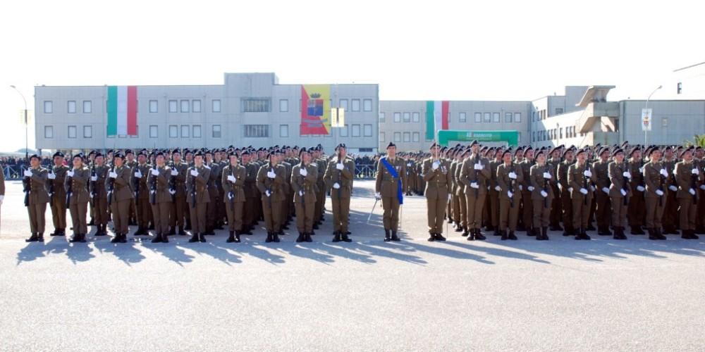 Capua: giuramento solenne per 905 volontari dell'esercito (3/3)