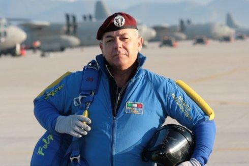 Il colonnello Ennio Druda - © congedatifolgore.com