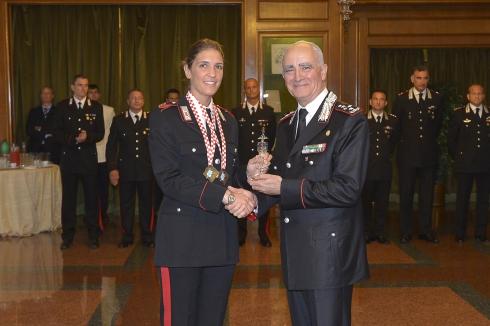 App. Arianna Errigo - Gen. Tullio Del Sette