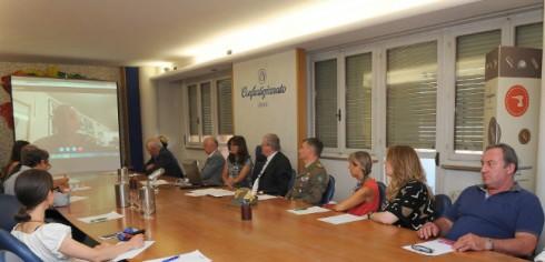Brigata Julia e Confartigianato Udine per la formazione di nuovi artigiani ad Herat