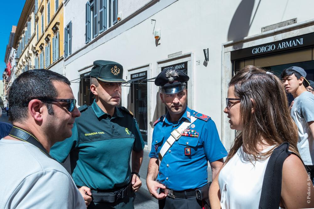 Estate 2015, vacanze sicure con polizia, carabinieri e guardia ...