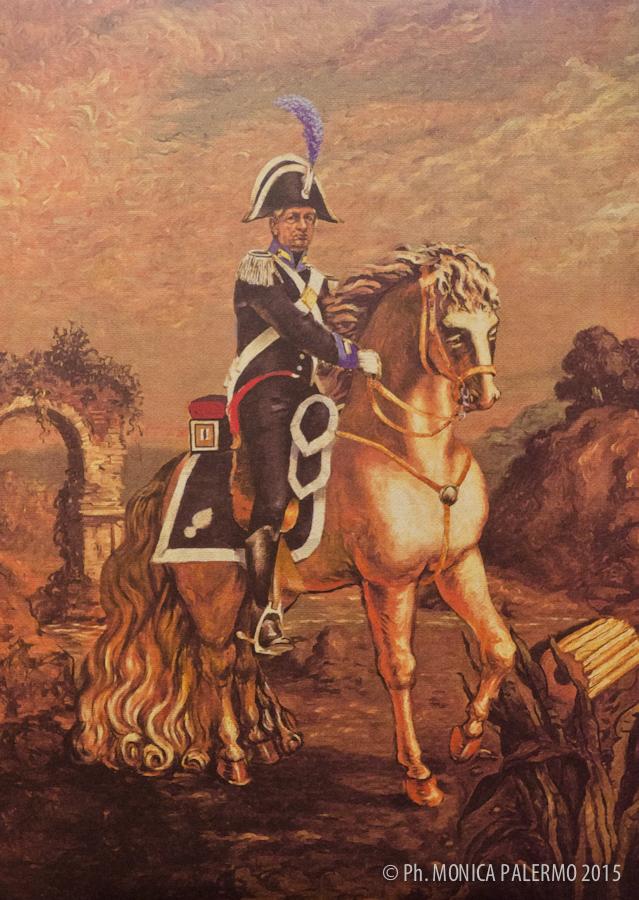 L'arte il leitmotiv del calendario dell'Arma dei Carabinieri 2016 (4/6)