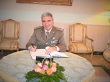 Firma albo d'onore generale Biancafarina
