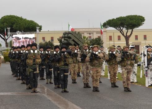 Compagnia operativa del 17^ reggimento artiglieria controaerei