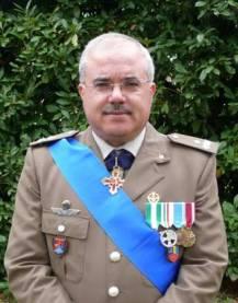 Il generale di brigata Salvatore Polimeno