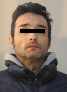 L'infermiere arrestato