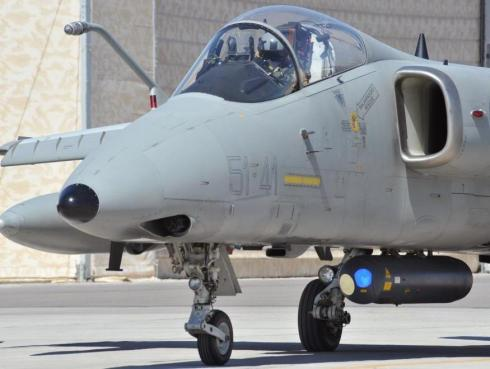 AMX in configurazione ISR