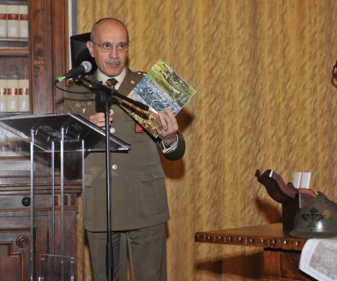 Il generale Danilo Errico