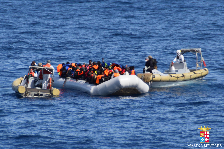 operazioni soccorso migranti mediterraneo