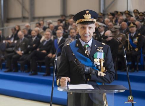 Generale Enzo Vecciarelli
