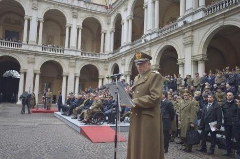 Intervento del capo di Stato Maggiore della Difesa, generale Graziano