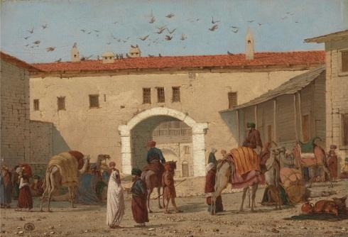 Caravanserai di Richard Dadd