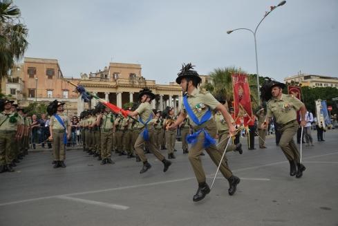 Bandiera di guerra del 6 rgt bersaglieri