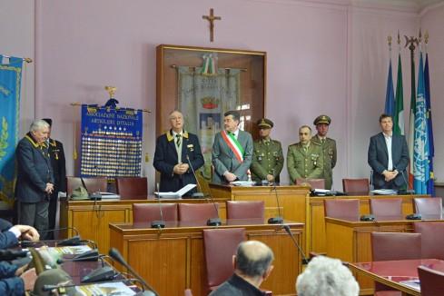 Conferenza stampa 5 maggio - Ph. Maurizio Bossi