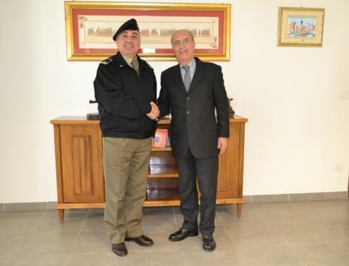 Gen.B. DE VITO - Dott. Antonio MAIORANO