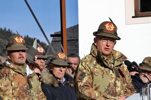 Il Capo di Stato Maggiore della Difesa