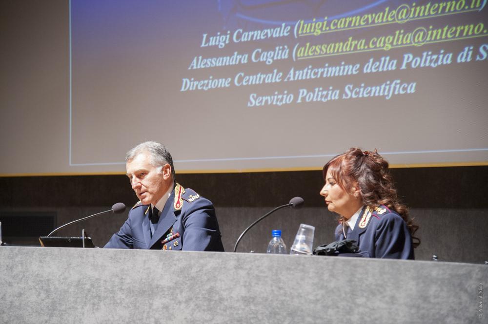 Polizia scientifica e dna una conferenza a palazzo delle for Palazzo delle esposizioni rome italy