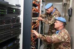 Mantenimento del sistema informatico di contingente