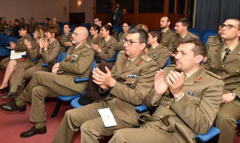 Psicologi e medici psichiatri militari al 2^Workshop di psicologia e psichiatria militare 1